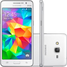 Smartphone Samsung Galaxy Gran Prime Duos 8GB G531H 8,0 MP 2 Chips Android 4.4 (Kit Kat) 3G Wi-Fi