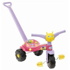 Triciclo Magic Toys Tico-Tico Tetéia