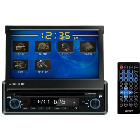 "DVD Player Automotivo Sunfire 7 "" XDV-710"
