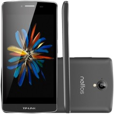 Smartphone TP-Link Neffos C5 16GB 8,0 MP 2 Chips Android 5.1 (Lollipop) 3G 4G Wi-Fi