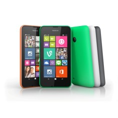 Smartphone Nokia Lumia 4GB 530 5,0 MP Windows Phone 8.1 Wi-Fi 3G