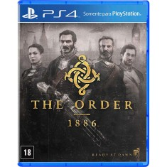 Jogo The Order 1886 PS4 Ready at Dawn