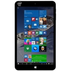 "Tablet DL Eletrônicos 16GB LCD 8"" Windows 10 WinPad 800"
