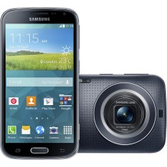 Smartphone Samsung Galaxy K Zoom 8GB C111 20,7 MP Android 4.4 (Kit Kat) 3G Wi-Fi