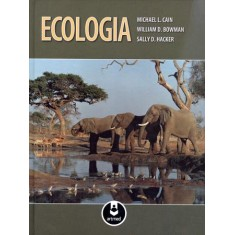 Ecologia - Cain, Michael L.; Hacker, Sally D.; Bowman, William D. - 9788536325477