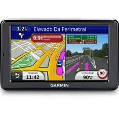 "GPS Automotivo Garmin Nüvi 2580tv 5,0 "" TV Digital"