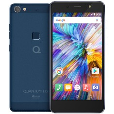 Smartphone Quantum Fly 32GB 16,0 MP 2 Chips Android 6.0 (Marshmallow) 3G 4G Wi-Fi