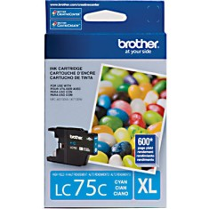 Cartucho Azul Brother LC75C