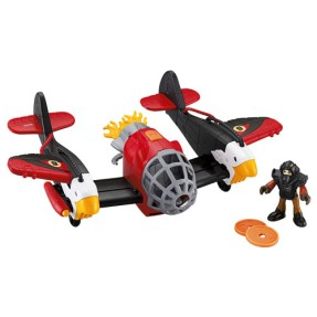 Boneco Twin Eagle Imaginext T5122 - Mattel