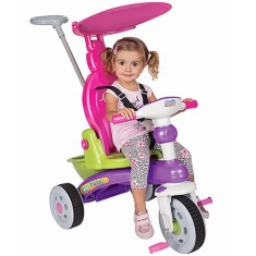 Triciclo com Pedal Magic Toys Fit Trike 3339