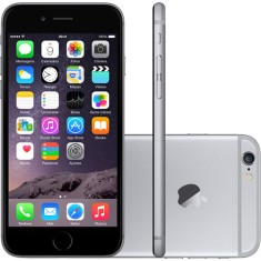 Novo Smartphone Apple iPhone 6 Plus 64GB iOS 8 3G 4G Wi-Fi