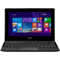 "Notebook Asus AMD Dual core A4 1200 2GB de RAM HD 320 GB 10,1"" Touchscreen Windows 8.1 R103BA"