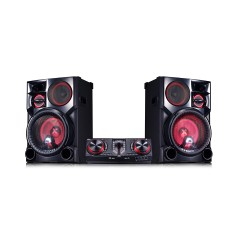 Mini System LG CJ98 2.700 Watts Karaokê Bluetooth Wi-fi USB