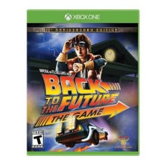 Jogo Back to the Future The Game Xbox One Telltale