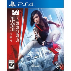 Jogo Mirror's Edge Catalyst PS4 EA