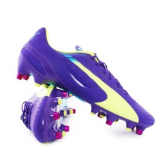Chuteira Campo Puma Evospeed 1.3 Mixed SG Adulto