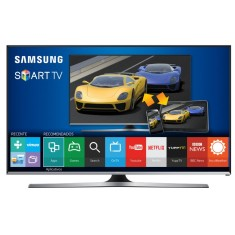 "Smart TV TV LED 40"" Samsung Série 5 Full HD Netflix UN40J5500 3 HDMI"