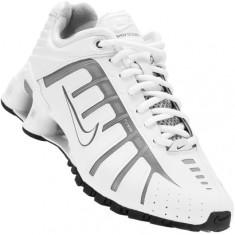 competitive price 9cfeb 0643c Nike Shox Oleven Preto E Verde