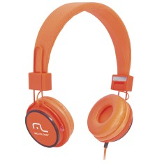 Headphone Multilaser com Microfone Fun