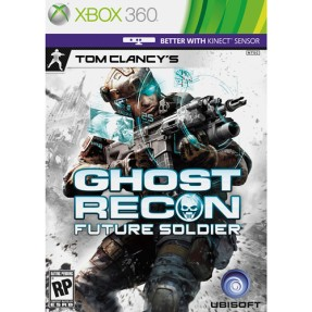 Jogo Tom Clancy's Ghost Recon: Future Soldier Xbox 360 Ubisoft