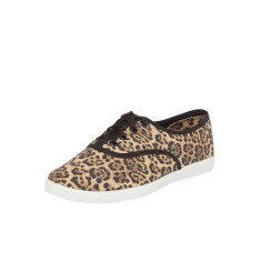 Tênis Juice It Feminino Casual Destin Leopard