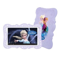 "Tablet Tectoy Frozen 8GB LCD 7"" Android 4.4 (Kit Kat) 2 MP TT-4400"