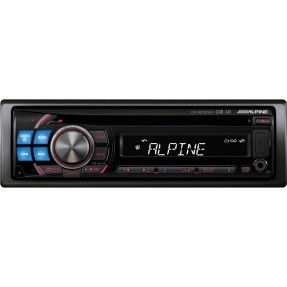 CD Player Automotivo Alpine CDE-121