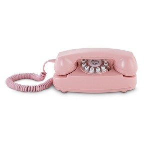 Telefone com Fio Crosley Princess Phone
