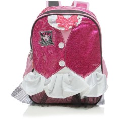 Mochila Escolar Sestini Monster High 16Y02 G Draculaura