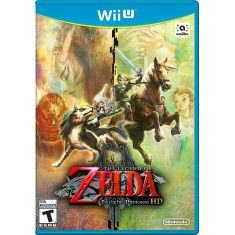 Jogo The Legend of Zelda: Twilight Princess HD Wii U Nintendo