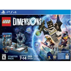 Jogo Lego Dimensions PS4 Warner Bros