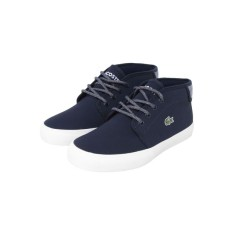 Tênis Lacoste Infantil (Menino) Casual Ampthill Chunky