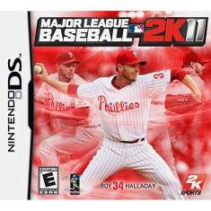 Jogo Major League Baseball 2K11 2K Nintendo DS