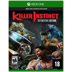 Jogo Killer Instinct Definitive Edition Xbox One Microsoft