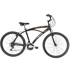 Bicicleta Mormaii 21 Marchas Aro 26 Freio V-Brake Sunset Way Plus Masc