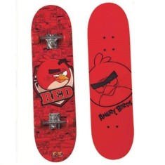 Skate Infantil - Fun Angry Birds