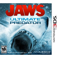 Jogo Jaws: Ultimate Predator Majesco Entertainment Nintendo 3DS