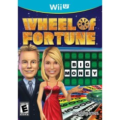 Jogo Wheel of Fortune Wii U THQ