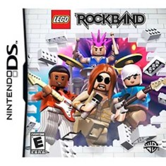 Jogo Lego Rock Band Warner Bros Nintendo DS