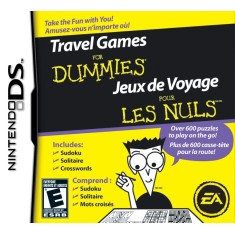 Jogo Travel Games For Dummies EA Nintendo DS