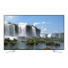 "Smart TV TV LED 75"" Samsung Série 6 Full HD Netflix UN75J6300 4 HDMI"