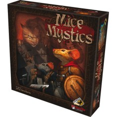 Jogo Mice and Mystics Galápagos