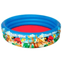 Piscina Inflável 450 l Redonda Bestway Angry Birds