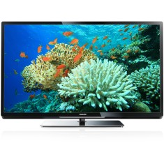 "Smart TV TV LED 32"" Philips Série 4000 Full HD 32PFL4017G 3 HDMI"