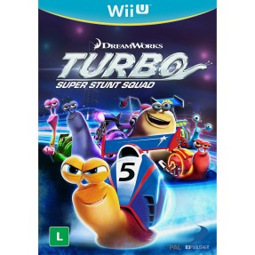 Jogo Turbo: Super Stunt Squad Wii U D3 Publisher