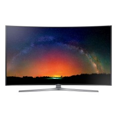 "Smart TV TV LED 3D 65"" Samsung Série 9 4K UN65JS9000 4 HDMI"