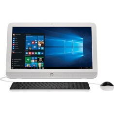 All in One HP Intel Celeron N3050 1,60 GHz 4 GB HD 500 GB Intel HD Graphics DVD-RW Windows 10 Home 20-E002br