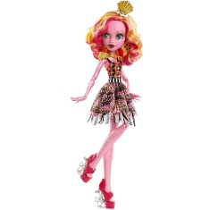 Boneca Monster High Gooliope Jellington Freak Du Chic Mattel