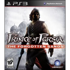 Jogo Prince of Persia: The Forgotten Sands PlayStation 3 Ubisoft
