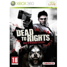 Jogo Dead to Rights Retribution Xbox 360 Bandai Namco